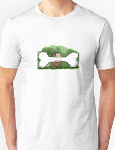 Now where shall I bury this! Unisex T-Shirt