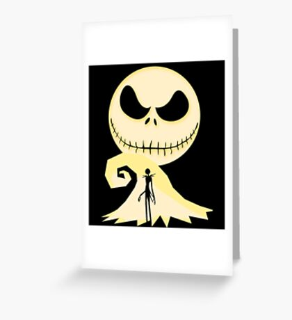 JACK THE HERO Greeting Card