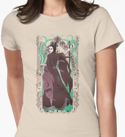 Mistress Womens Fitted T-Shirt
