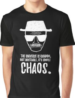 It's Simple Chaos Graphic T-Shirt