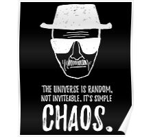 It's Simple Chaos Poster