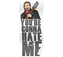 You're Gonna Hate Me Poster