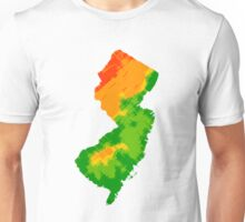 Physically New Jersey Unisex T-Shirt