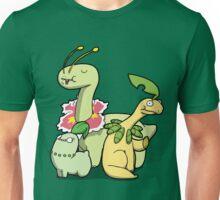 Leafy Dino's Unisex T-Shirt