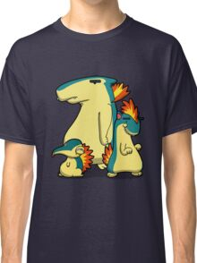 Three Flaming Weasels Classic T-Shirt