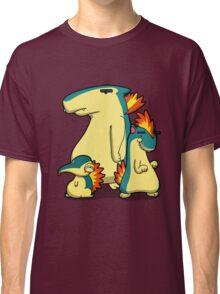 Three Flaming Weasels Classic T-Shirt