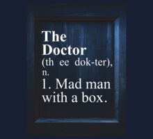 The Doctor Dictionary T-Shirt