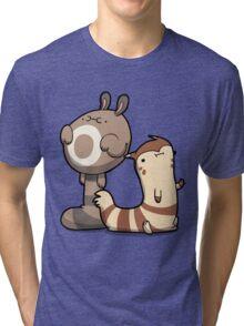 Chubby Ferrets Tri-blend T-Shirt