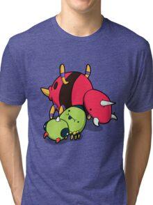Spider Butts! Tri-blend T-Shirt