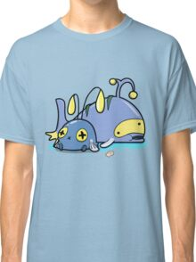 Chubby whales Classic T-Shirt