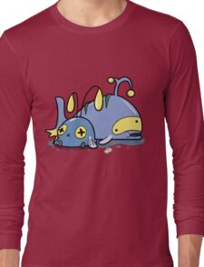 Chubby whales Long Sleeve T-Shirt