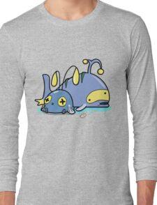 Chubby whales Long Sleeve T-Shirt