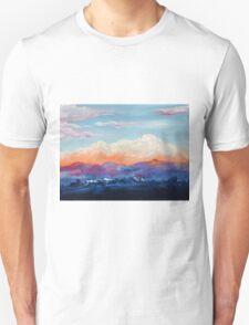 Experimental landscape 4 T-Shirt