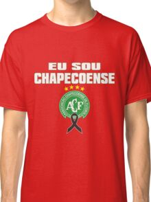 Tribute to chapecoense Classic T-Shirt