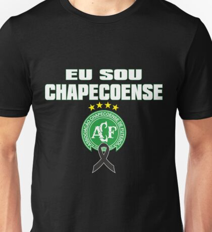 Tribute to chapecoense Unisex T-Shirt