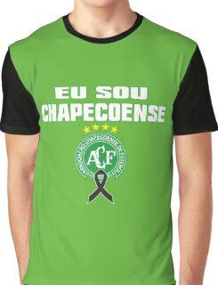 Tribute to chapecoense Graphic T-Shirt