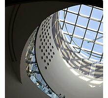 Birmingham Atrium Photographic Print