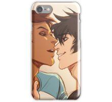 kiss kiss I am terrible at choosing titles iPhone Case/Skin