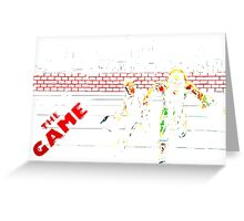 escape - the game Greeting Card