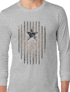 BOWIE-BLACKIE STAR Long Sleeve T-Shirt