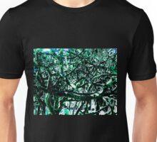 Tropical  Tree Tangle Unisex T-Shirt