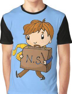 Newt-case Graphic T-Shirt