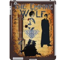 EMPIRE OF THE WOLF  iPad Case/Skin