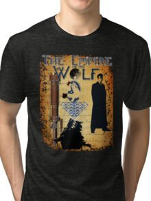 EMPIRE OF THE WOLF  Tri-blend T-Shirt