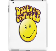Dazed and Confused- 1993 Film iPad Case/Skin
