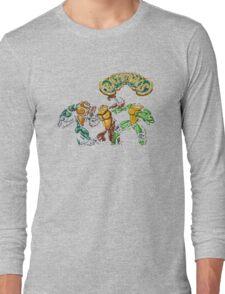 Battletoads 90's Video Game Cool Nintendo Long Sleeve T-Shirt