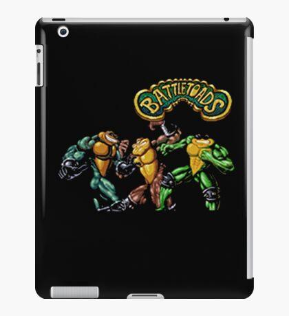 Battletoads 90's Video Game Cool Nintendo iPad Case/Skin