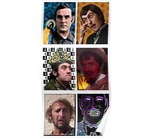 The Pythons - Beatles Tribute Poster Poster