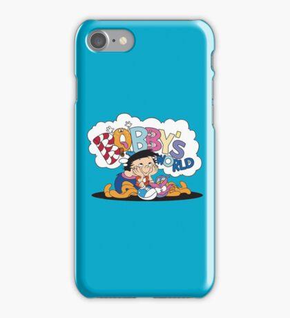 Bobby's World Cartoon Kids Show 90's iPhone Case/Skin