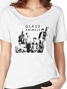 Glass Animals - BAND Women's Relaxed Fit T-Shirt