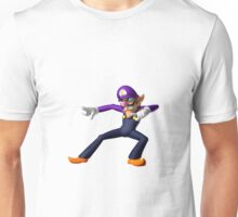 waluigi finger guns Unisex T-Shirt