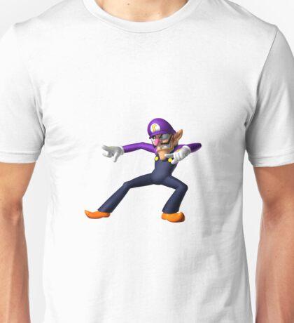 waluigi finger guns Unisex T-Shirt