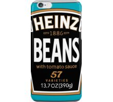 Retro Heinz Baked Beans Can PopArt iPhone Case/Skin