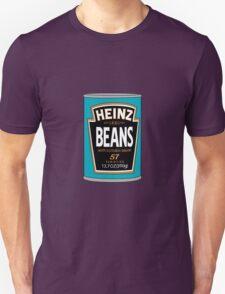 Retro Heinz Baked Beans Can PopArt T-Shirt