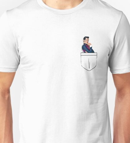 Robbie in your pocket Unisex T-Shirt