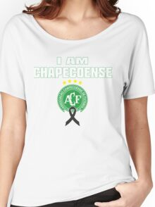 A small tribute to chapecoense Brazil Women's Relaxed Fit T-Shirt