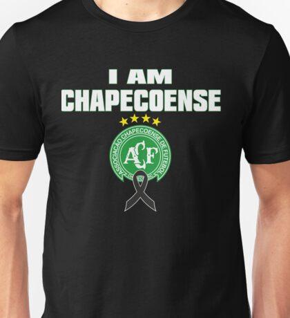 A small tribute to chapecoense Brazil Unisex T-Shirt