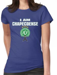 A small tribute to chapecoense Brazil Womens Fitted T-Shirt