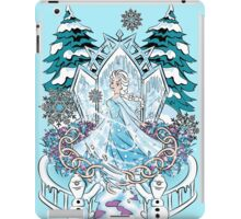 The Snow Queen  iPad Case/Skin