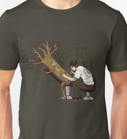 The Wood With The Dragon Craving Unisex T-Shirt