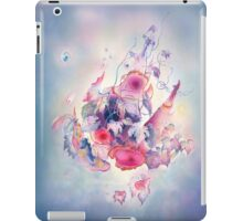 """""""The Flight"""" from the series  """"Flower Galaxies"""" iPad Case/Skin"""