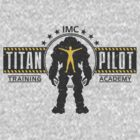 Titan Pilot Training Academy by Adho1982