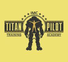 Titan Pilot Training Academy Kids Clothes