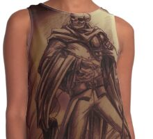 War Skeleton-Death Contrast Tank