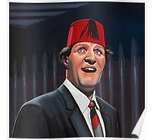 Tommy Cooper Painting Poster