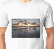 Sunset Gulls Unisex T-Shirt